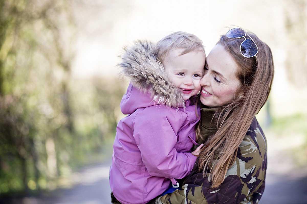 Portræt og Familie Fotografering