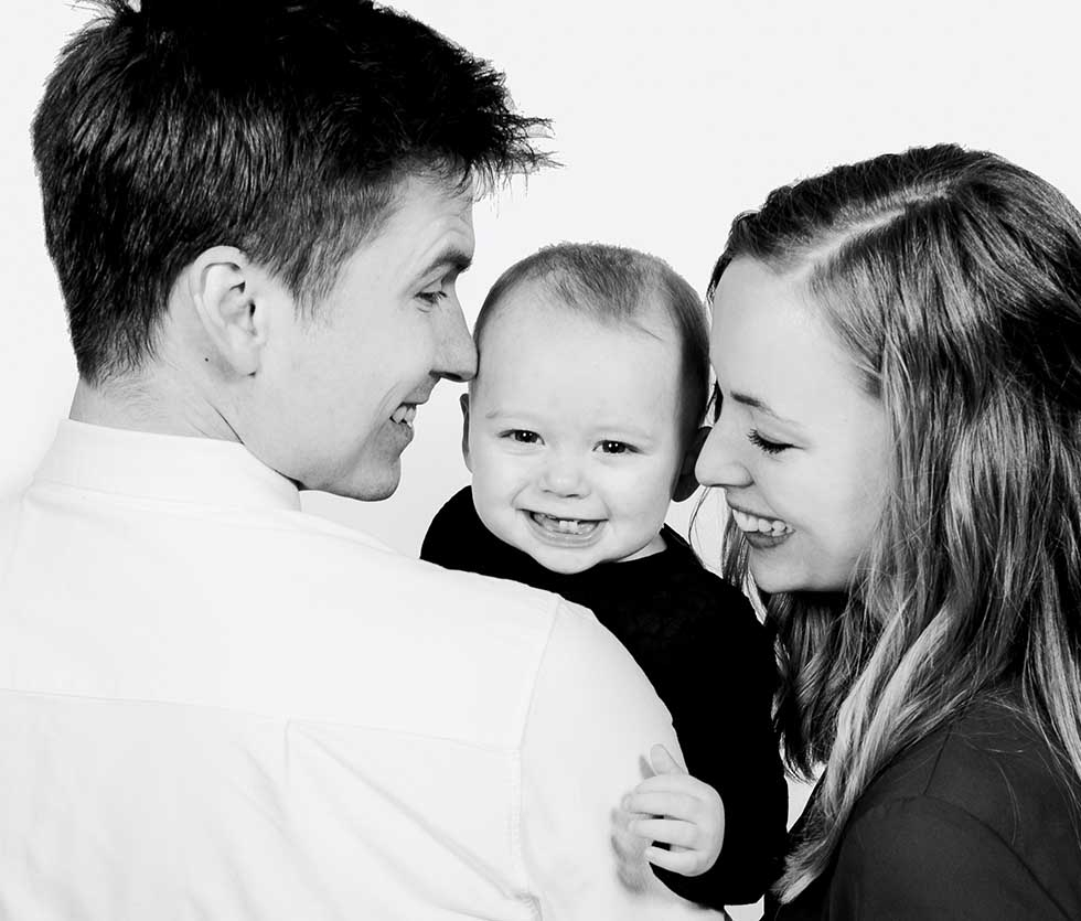 familiefotografering Århus