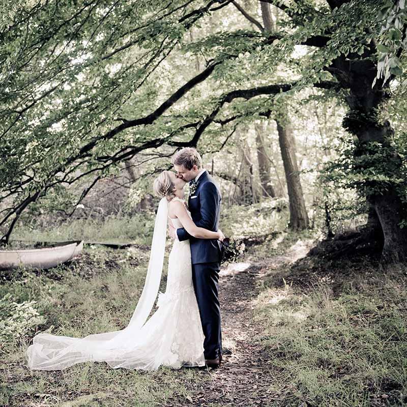 familiefotograf bryllupsbilleder