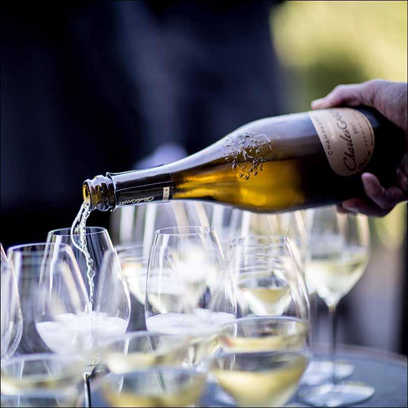 vin til bryllup